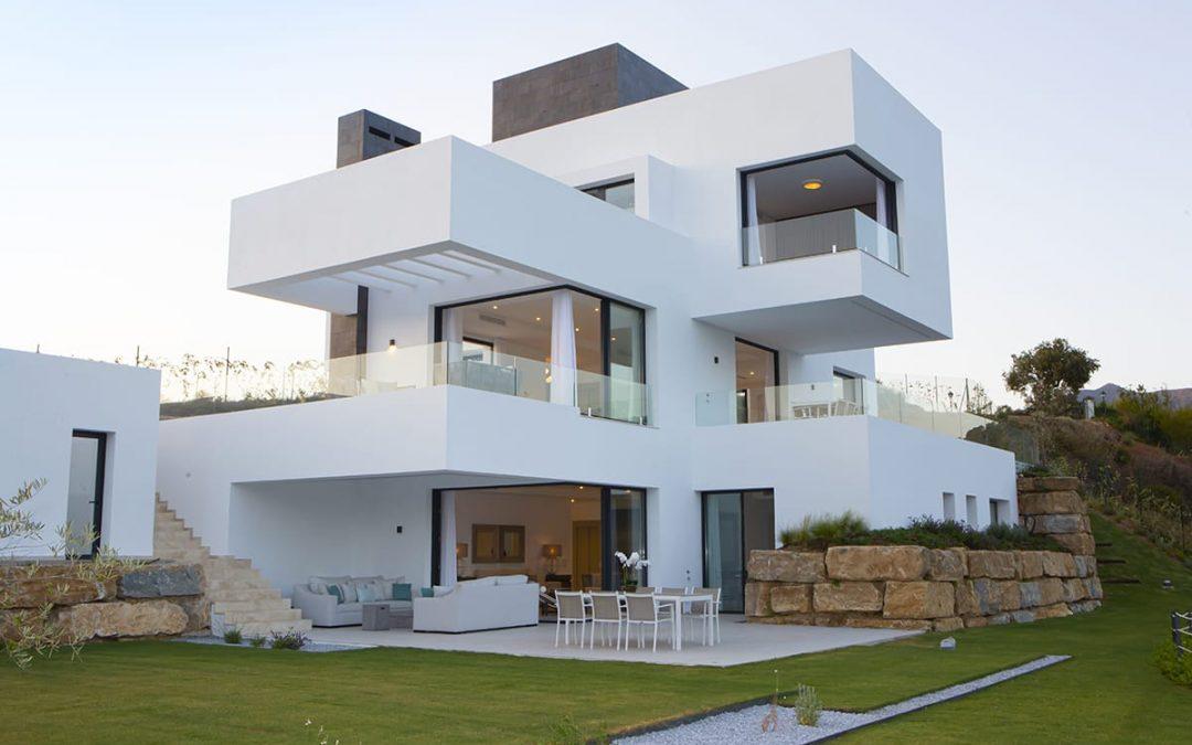 Abantos Hills Benahavís Villa's