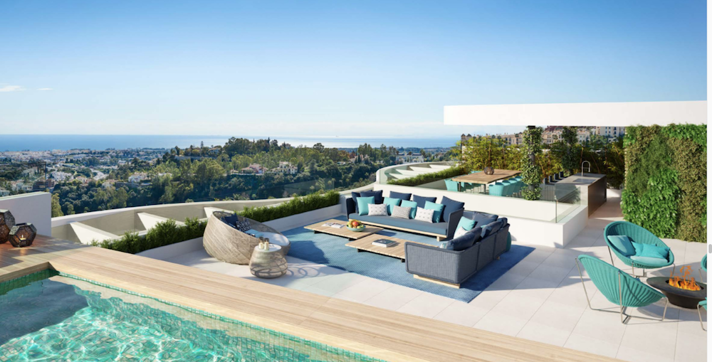 The View Marbella Appartementen