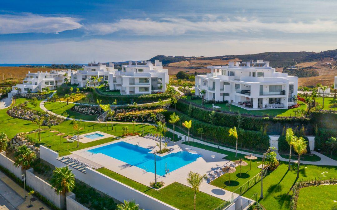 Alcazaba Lagoon III Casares Apartments