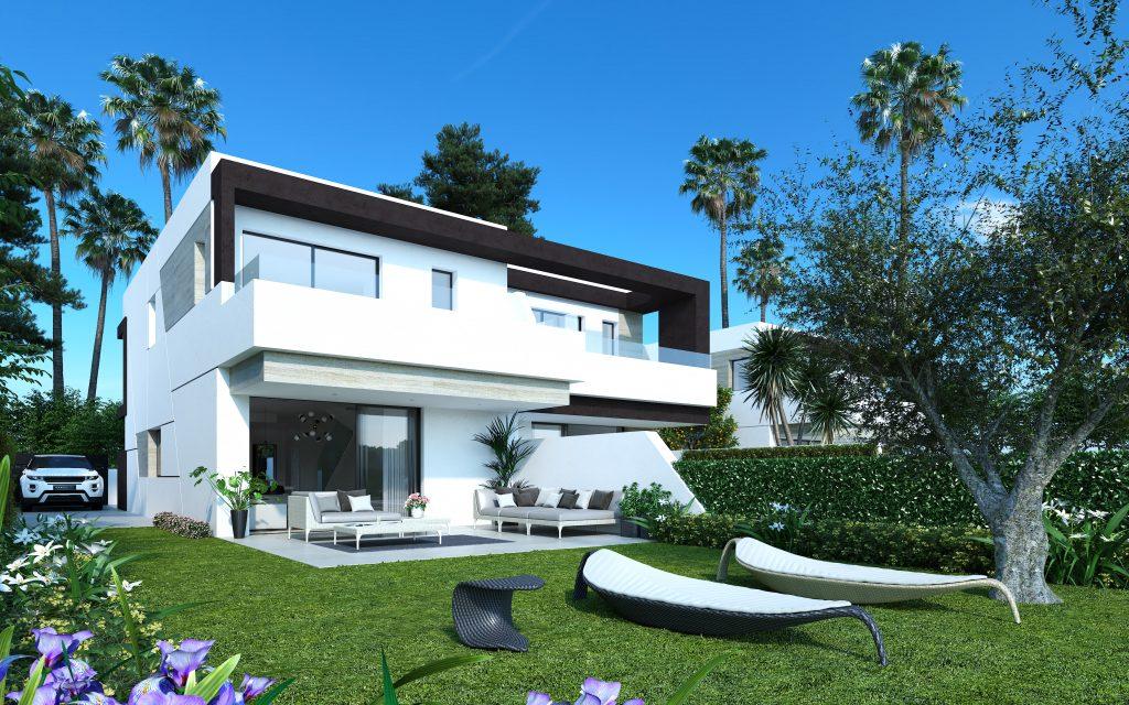 Oasis 22 Estepona Semi-detached House