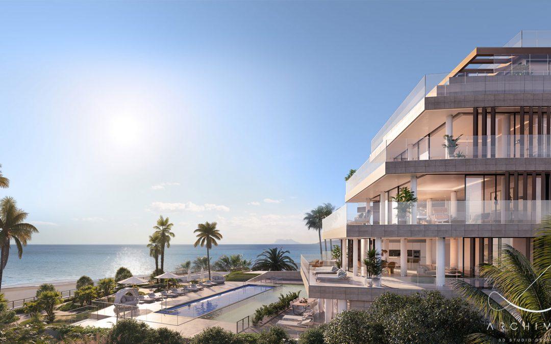 The Sapphire Estepona Apartments