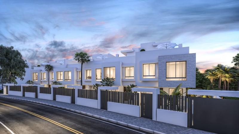 West Beach Estepona Townhouses